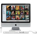 Apple iMac 24 in desktop computer