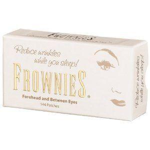 Frownies Forehead & Between Eyes