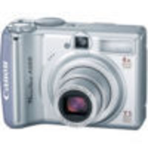 Canon - PowerShot A550 Digital Camera
