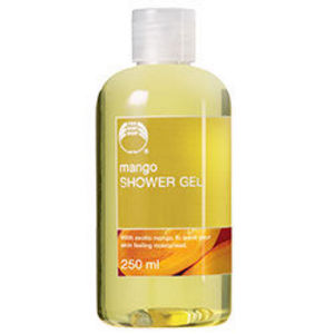 The Body Shop Mango Shower Gel