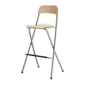 "IKEA Franklin 29"" Foldable Bar Stool"