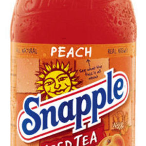 Snapple - Peach Iced Tea