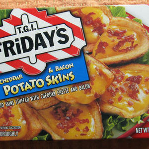 T.G.I. Friday's Cheddar & Bacon Potato Skins