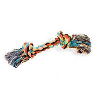 Booda Bone X-Large Multi-Color Rope Dog Toy