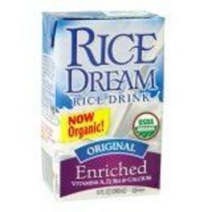 Rice Dream Non-dairy Rice Milk