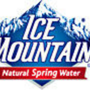 Ice Mountain Natural Spring Water