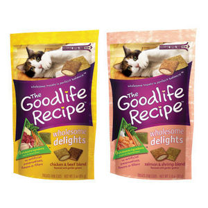 The Goodlife Recipe Wholesome Delights Cat Treats