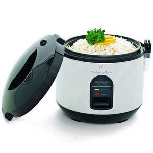 Wolfgang Puck 10-Cup Rice Cooker/Steamer WPDRCR10
