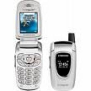 Samsung - SGH-X497 Cell Phone
