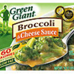 Green Giant Broccoli and Cheese Sauce