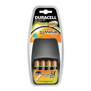 Duracell - Rechargeable NiMH batteries