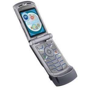 Motorola RAZR Cell Phone