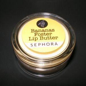 Sephora Lip Butter - Bananas Foster