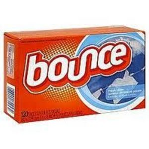 Bounce Original Dryer Sheets - Fresh Linen