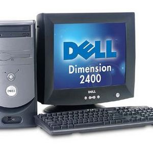 Dell Dimension Desktop Computer