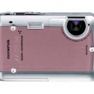 Olympus - Stylus 720 SW Digital Camera