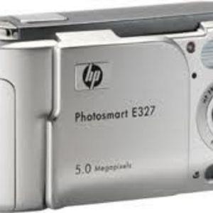 HP - Photosmart E327 Digital Camera