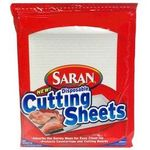 Saran Disposable Cutting Sheets