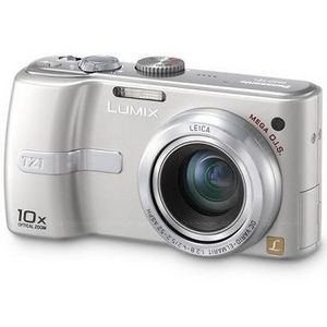 Panasonic LUMIX Digital Camera DMC-TZ1