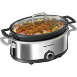Hamilton Beach 5.5-Quart Oval Slow Cooker