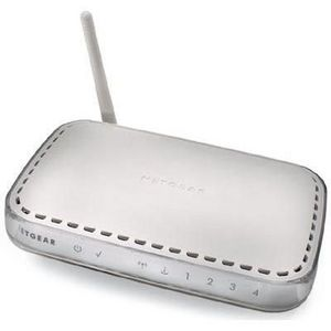 Netgear WGR614v5 Wireless-G Router