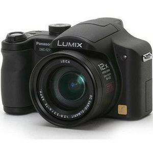 Panasonic LUMIX Digital Camera DMC-FZ7