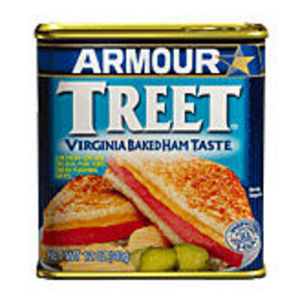 Armour Treet (meat in a can)