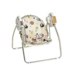 Fisher-Price Open Top Take Along Baby Swing
