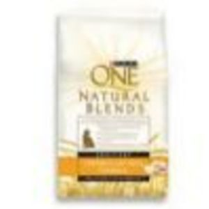 Purina ONE Natural Blends Chicken & Oat Meal Formula Dry Cat Food