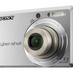 Sony - Cybershot Digital Camera 7.2 Digital Camera