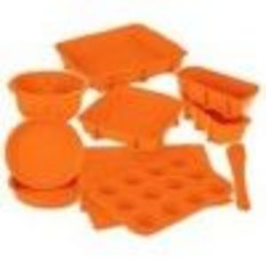 Technique 11-Piece Silicone Bakeware Set Reviews ...