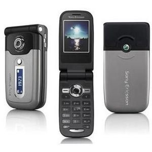 Sony Ericsson Cell Phone