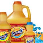 Sunny Delight SunnyD Tangy Original Citrus Punch