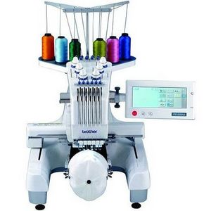 Brother Computerized Embroidery Machine PR-600II
