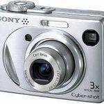 Sony - Cybershot DSC-W1 Digital Camera