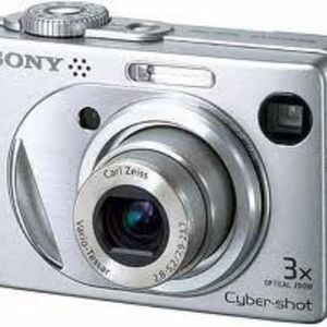 Sony - Cybershot DSC-W1 Digital Camera