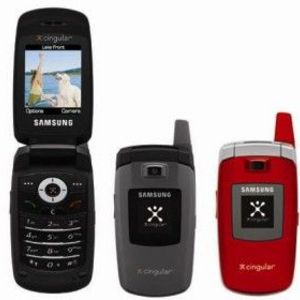 Samsung - SGH-C417 Cell Phone
