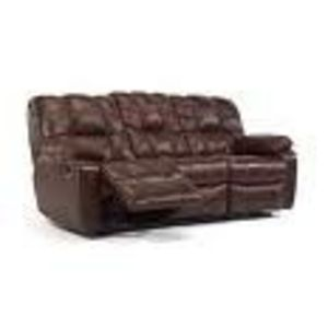 Flex Steel Recliner Couch