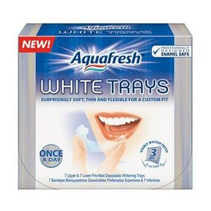 Aquafresh Teeth Whiteing Trays