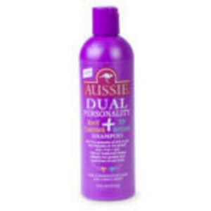 Aussie Dual Personality Root Cleanser + Tip Mender Shampoo