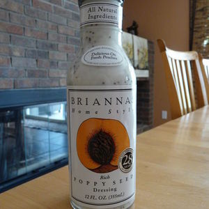 Brianna's Homestyle Poppy Seed Dressing