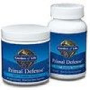 Garden Of Life Primal Defense Vitamins