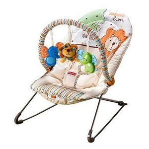 Fisher-Price Soothe N' Play Safari Bouncer