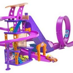 Mattel Polly Pocket Race to the Mall
