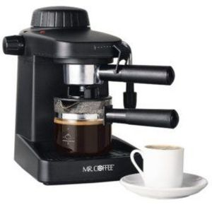 Mr. Coffee Steam Espresso and Cappuccino Machine ECM91