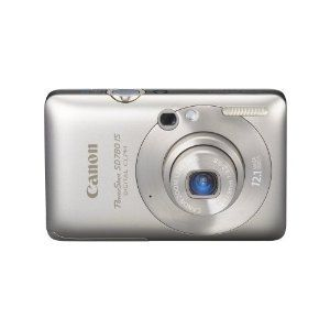 Canon - Powershot SD870 IS Digital Camera