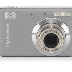 HP - Photosmart R742 Digital Camera