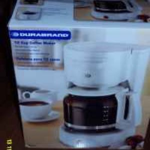 DuraBrand Coffee Maker