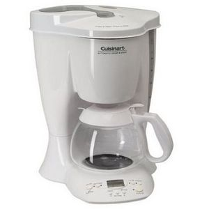 Cuisinart Grind And Brew Coffee Maker White : Cuisinart Grind & Brew 10-Cup Coffee Maker DGB-300BK / DGB-300 / DGB-300R Reviews Viewpoints.com
