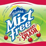 Sierra Mist Free - Cranberry Splash